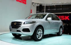 Great Wall iF Crossover Concept -
