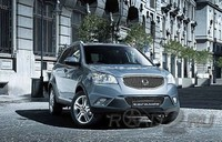 Фото SsangYong Actyon 2012
