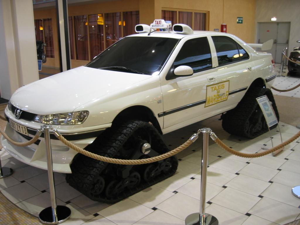 Такси 2 фото машины