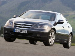 Заставка Honda Legend 2006