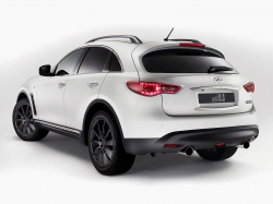 Infiniti fx45 limited edition фото