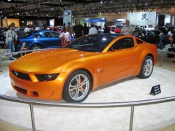 Ford mustang-concept фото