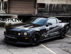 Ford Mustang Tuning фото